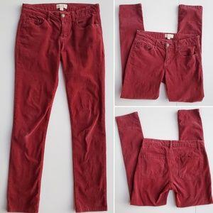 Cloth & Stone Mauve Skinny Cords